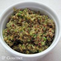 Culinary Chameleon: Anti-Inflammatory Pesto