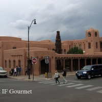 A Rainy Weekend (?!) in Santa Fe, NM: Part I