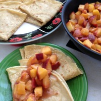 Sweet or Savory Crepes (Gluten-Free and Dairy-Free)