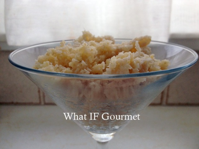 Coconut Cardamom Millet Pudding (dairy-free, gluten-free, vegan)
