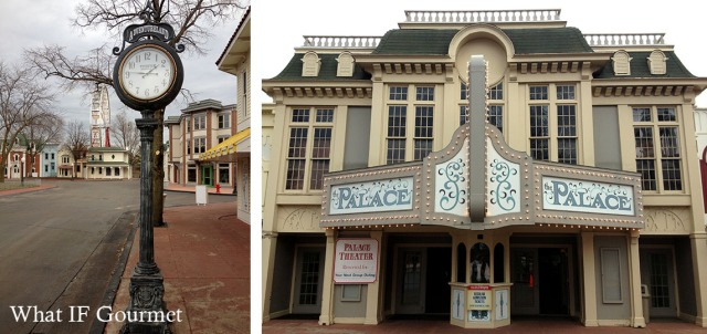 The GFAF Expo Des Moines took place in the Palace Theater at Adventureland.