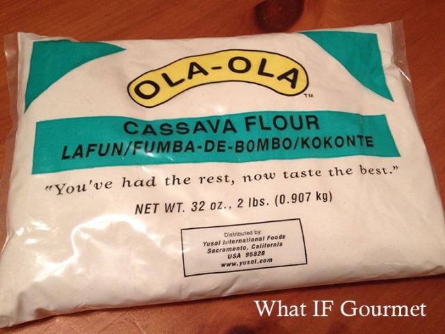 CassavaFlour