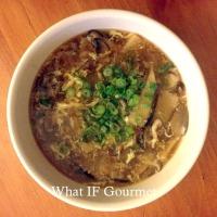 Anti-Inflammatory Hot & Sour Soup (Gluten-Free, Dairy-Free)